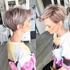Modne Krótkie Fryzury 2019 Duży Przegląd Zdjęć Włosy Earrings