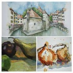 Jane Abbott | Elizabeth Haldane | Suzanne Stogdon | Oxfordshire Artweeks