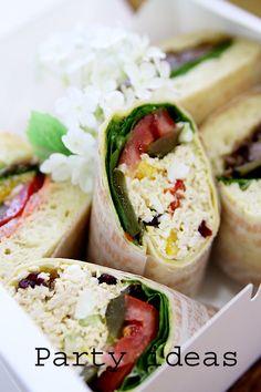 치킨롤 샌드위치~ Roll sandwich