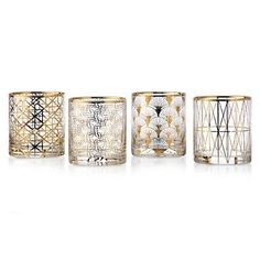 Soiree Double Old-Fashioned - Set of 4 Glasses