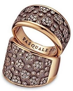 Pasquale. Can't figure out if this is a ring or bracelet but it's supercool
