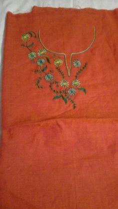 Cotton unstitched kurti elegant for formal wear