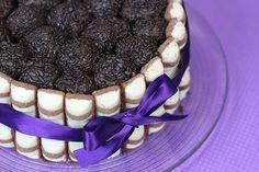 Bolo de aniversário: as 10 receitas mais fáceis e deliciosas! Naked Cake, Tiramisu, Ethnic Recipes, Lactose, Food, Internet, Cakes, Birthday Cake Recipes, Sweet Recipes