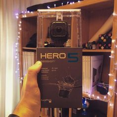 Welcome to the family @goproes.
