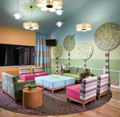 2012 Design Showcase Behavioral Health Facilities Design - Pediatric and Adolescent