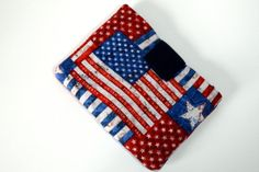 American Flag Case/7 Tablet Sleeve/iPad Mini by MyTabletCasePlace, $22.00
