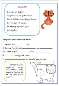 Activity Games, Activities, Turkish Lessons, Turkish Language, Grade 1, Autism, Worksheets, Homeschool, Drama
