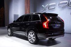 new VOLVO XC90 / 2014