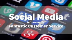 Lackluster customer service cultures create situations where companies must use social media to publicly address complaints and feedback that probably could've been handled privately.