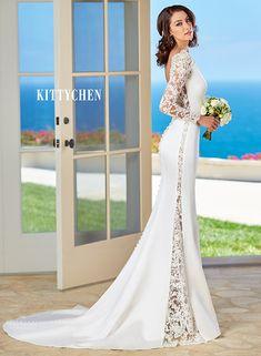 Wedding Dresses | Bridal Gowns | KittyChen - Bailey #kittychen