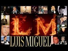 LO MEJOR DE LUIS MIGUEL - YouTube