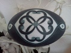 Large Emu Egg, Carved Wedding/Anniversary Gift, Celtic Infinity Hearts, OOAK Home Decor on Etsy, $98.05