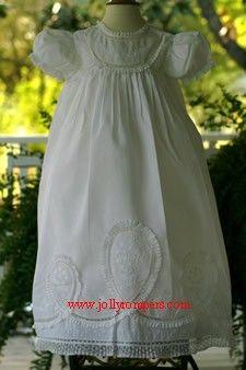 Feltman Brothers Girls Christening Gown