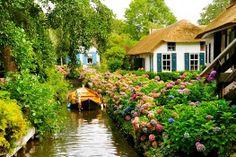 Hotel Steenwijk - Giethoorn - Nederlands Venetië! - 250 km ongeveer van antwerpen