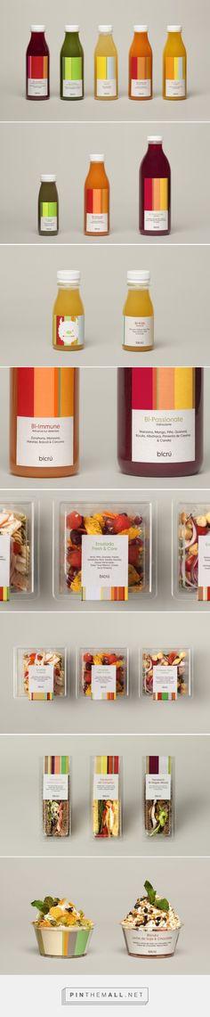 Bicrú / juices & healthy food by atipo ®