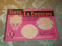 Embroidery Books, Document, Boutique, Cover, Monogram, Bed Drapes, Boutiques