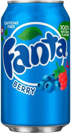 View Fanta nutrition facts and ingredients on Coca-Cola Product Facts. Find clear nutrition information for a 12 oz can of Fanta, Berry here. Flavored Lemonade, Best Lemonade, Coca Cola, Kid Drinks, Fanta Can, Carbonated Drinks, New Flavour, Natural Flavors, Berries