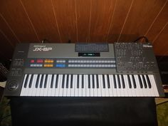 Synthesizer website dedicated to everything synth, eurorack, modular, electronic music, and more. Keyboard Piano, Electronic Music, Good Old, Musical Instruments, The Originals, Robots, Concrete, Studios, Gifs