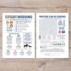 Outstanding wedding planning are offered on our website. look at this and you will not be sorry you did. Wedding Programs Wording, Wedding Advice Cards, Unique Wedding Programs, Wedding Day Timeline, Unique Weddings, Wedding Ceremony Programs, Romantic Weddings, Reception Timeline, Funny Wedding Invitations