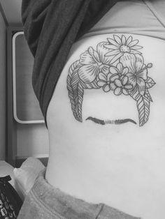 Frida Kahlo #tattoo #bodyart