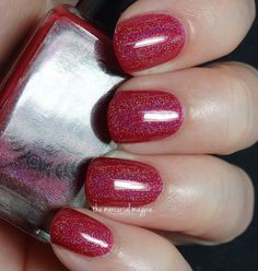 **FOUND! Thanks Jerrica!!** Fair Maiden Polish Total Eclipse Of The Heart (Seller's Remorse Polish!)