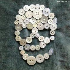 Button Skull