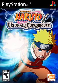 Naruto: Uzumaki Chronicles Game for the Sony Playstation 2 Buy Now from Fully Retro! Xbox, Playstation Games, Playstation Portable, Play Stations, Naruto Uzumaki, Boruto, Mini Games, Games To Play, Wii