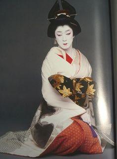 Bando Tamasaburo 五代目 坂東玉三郎 #kabuki