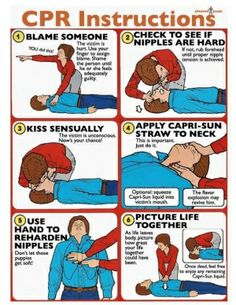 New CPR Instructions by gorgeous