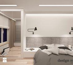 Sypialnia styl Minimalistyczny - zdjęcie od design me too