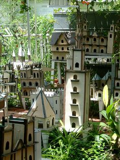The large one just off center...make from our reclaimed wood shelves (leaving off smaller top piece)...might keep it or maybe just maybe bring it in! ~ <3 ~ ! MW 5/30/15 The Neighbourhood, Bird Houses, Welcome, Construction, How To Plan, The Neighborhood, Birdhouses, Nest Box, Birdhouse