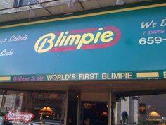 Blimpie (110 Washington St., Hoboken, New Jersey)