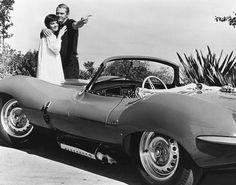 Steve McQueens Jaguar XKSS