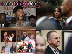 """cmortalxPodcast – Episode 9: The Political Comeuppance Show  Karma was in full effect this week regarding politics.  Keisha Bottoms wins, Roy Moore loses, and Omarosa """"resigns"""". Please listen and subscribe. #keishabottoms #omarosa #roymoore #gayadoption  http://cmortalx.com/keisha-bottoms-omarosa-roy-moore-gay-adoption/?utm_campaign=crowdfire&utm_content=crowdfire&utm_medium=social&utm_source=pinterest"""