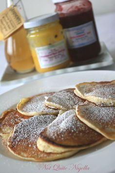 Norwegian Waffles or Pancakes
