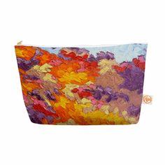 "Jeff Ferst ""Evening Multicolor Sky"" Sunset Sky Everything Bag - KESS InHouse  - 2"
