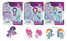 Equestria Daily - MLP Stuff!: New Equestria Girls Fashion Squad Pony Life Figures Revelaed