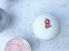 Homemade Peppermint Bath Bombs - Pinned and Repinned