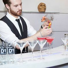 Cocktail classics reinvented for London event