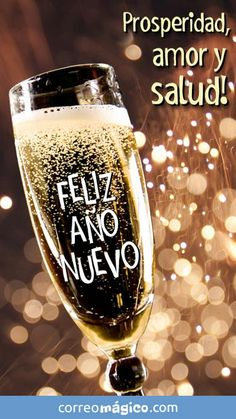 Happy Birthday Wishes Quotes, Birthday Wishes For Friend, Happy New Year Wishes, Happy New Year Greetings, Spanish Inspirational Quotes, Good Morning Inspirational Quotes, Happy New Year Animation, Clara Berry, New Year Clipart