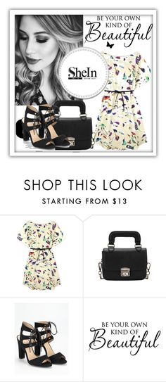 """""""Shein"""" by dudavagsantos ❤ liked on Polyvore featuring shein"""