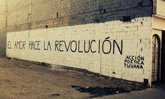 """mujeristaxicana: """""""" Totalmente! Somos Poesia en Facebook Somos Poesia en Twitter Necesitas consejos? yo-teayudo """" El Amor hace la revolución. """""""