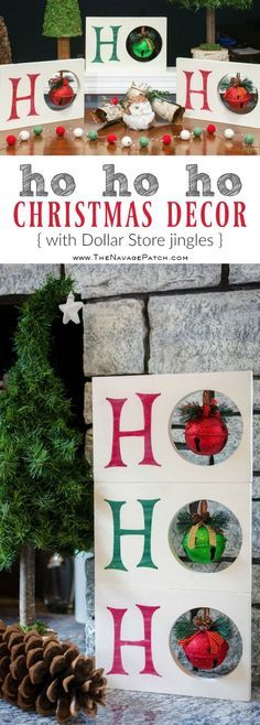 Rudolph Craft - I love decorating for Christmas, especially with - dollar general christmas decorations