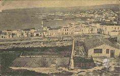 Vue de Koum-Kapi - Halepa, prise à la fortesse de la Canée Ταχυδρομική κάρτα