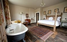 The Pig Country House Hotel, Hunstrete House,  Pensford, Nr Bath, BS39 4NS.