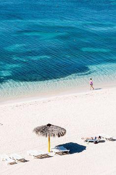 Ancon Beach, Trinidad, Cuba. Photo: Margo Pfeiff, Special To The Chronicle