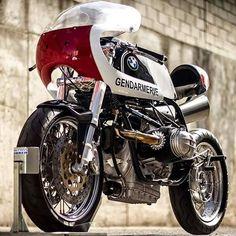 BMW R90 INTERCEPTOR by Radical Ducati
