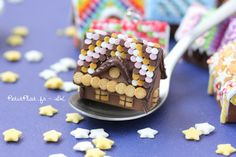 Christmas Gingerbread Houses 2013: Choco by Petit Plat