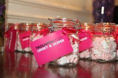 Huwelijksbedankjes: foto's en voorbeelden | ThePerfectWedding.nl