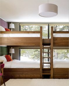 beautiful bunks